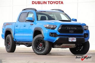 New 2019 Toyota Tacoma TRD Pro V6 Truck Double Cab T28213 for sale in Dublin, CA