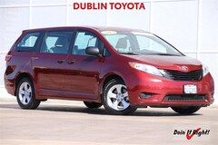 Certified Pre-Owned 2017 Toyota Sienna L Minivan/Van 26546A for sale in Dublin, CA