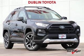 New 2019 Toyota RAV4 Adventure SUV T28172 in Dublin, CA