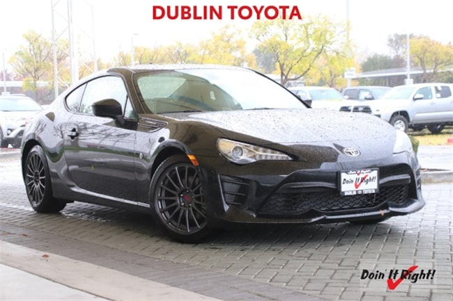 New 2019 Toyota 86 Base Coupe T27058 for sale/lease Dublin, CA