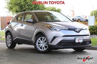 New 2019 Toyota C-HR LE SUV T27578 for sale in Dublin, CA