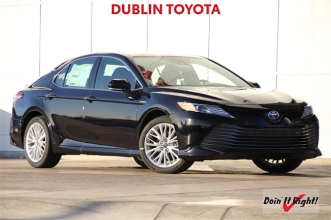 New 2019 Toyota Camry Hybrid XLE Sedan T28203 for sale/lease Dublin, CA