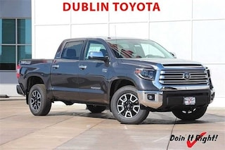 New 2019 Toyota Tundra Limited 5.7L V8 Truck CrewMax T27201 for sale in Dublin, CA
