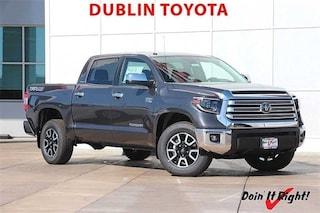 New 2019 Toyota Tundra Limited 5.7L V8 Truck CrewMax T27201 in Dublin, CA