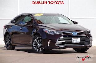 2016 Toyota Avalon Hybrid XLE Premium Sedan 27634A