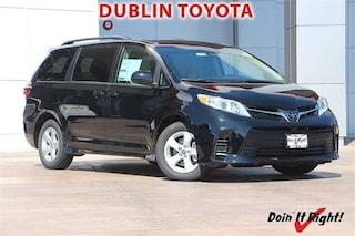 New 2019 Toyota Sienna LE 8 Passenger Van T27006 for sale in Dublin, CA
