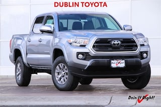 New 2019 Toyota Tacoma SR5 V6 Truck Double Cab T27958 for sale in Dublin, CA