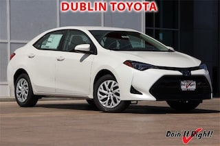 New 2019 Toyota Corolla LE Sedan for sale in Dublin, CA
