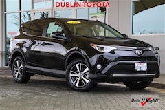 Used 2018 Toyota RAV4 XLE SUV DR0698 for sale in Dublin, CA