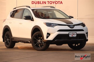 New 2018 Toyota RAV4 Adventure SUV T27550 for sale in Dublin, CA