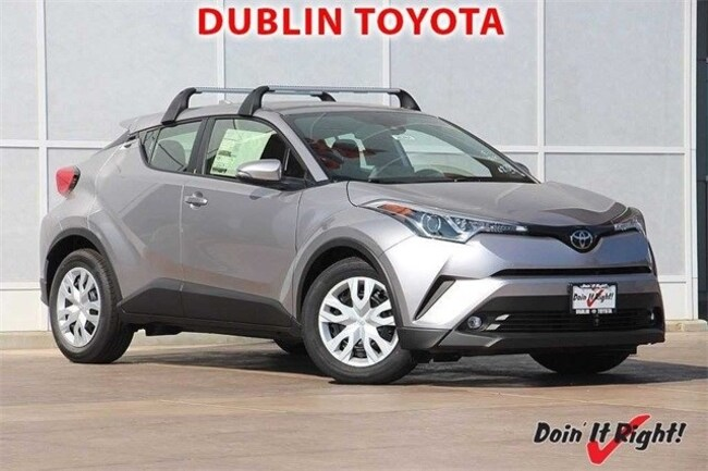 New 2019 Toyota C-HR LE SUV T26761 for sale/lease Dublin, CA