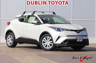 New 2019 Toyota C-HR LE SUV T30059 for sale in Dublin, CA