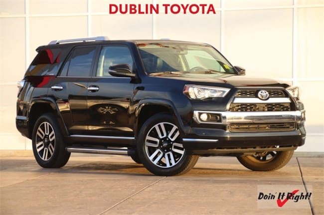 2016 Toyota 4Runner Limited SUV T28142A in Dublin, CA