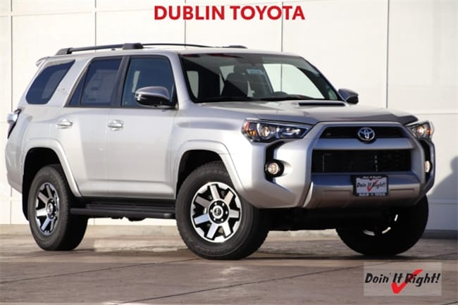 New 2019 Toyota 4Runner TRD Off Road Premium SUV T28228 for sale/lease Dublin, CA