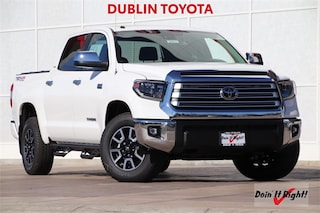 New 2019 Toyota Tundra Limited 5.7L V8 Truck CrewMax T28011 in Dublin, CA