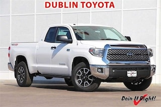 New 2018 Toyota Tundra SR5 5.7L V8 Truck Double Cab T24847 for sale in Dublin, CA