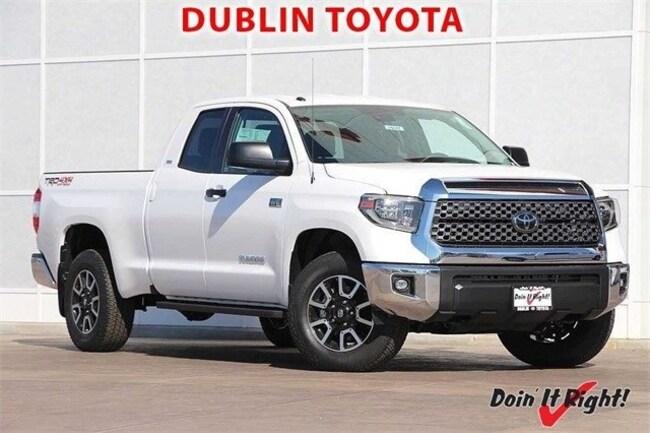 New 2018 Toyota Tundra SR5 5.7L V8 Truck Double Cab in Dublin, CA