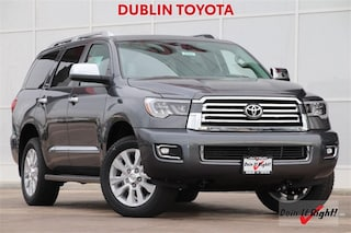New 2019 Toyota Sequoia Platinum SUV T27807 for sale in Dublin, CA