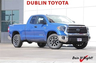 New 2018 Toyota Tundra SR5 5.7L V8 Truck Double Cab T24991 for sale in Dublin, CA