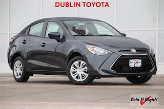 New 2019 Toyota Yaris Sedan L Sedan T28154 in Dublin, CA