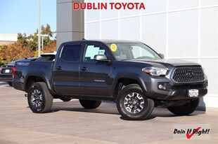 2019 Toyota Tacoma TRD Offroad Truck Double Cab 27575A