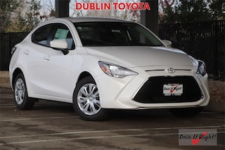 New 2019 Toyota Yaris Sedan L Sedan T28180 in Dublin, CA