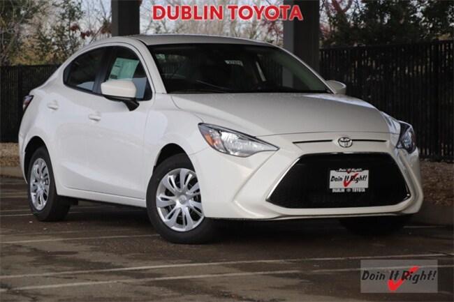 New 2019 Toyota Yaris Sedan L Sedan in Dublin, CA