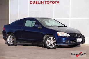 2002 Acura RSX Base Coupe T33136A