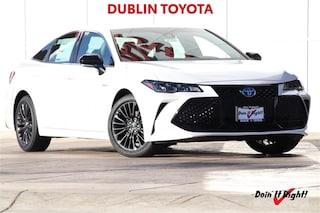 New 2019 Toyota Avalon Hybrid XSE Sedan T27798 for sale in Dublin, CA
