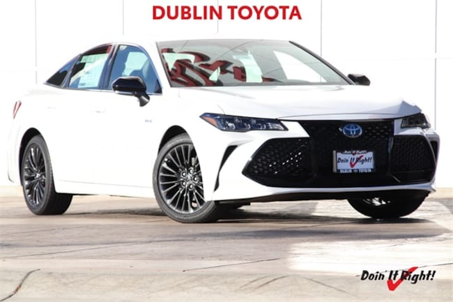 New 2019 Toyota Avalon Hybrid XSE Sedan T27798 for sale/lease Dublin, CA