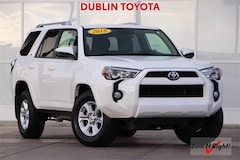 Used 2018 Toyota 4Runner SR5 SUV 26379A for sale in Dublin, CA