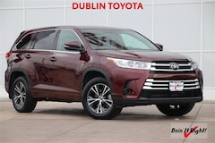 Used 2018 Toyota Highlander LE SUV 26427A for sale in Dublin, CA