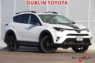 New 2018 Toyota RAV4 Adventure SUV T26800 for sale in Dublin, CA