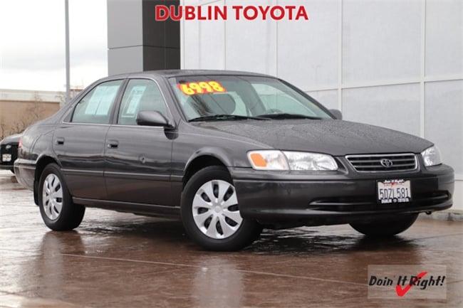 2000 Toyota Camry LE Sedan T26827A in Dublin, CA