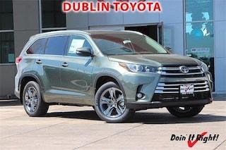 New 2018 Toyota Highlander Limited Platinum V6 SUV T25241 for sale in Dublin, CA