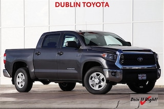 New 2019 Toyota Tundra SR5 5.7L V8 Truck CrewMax T28317 for sale in Dublin, CA