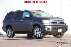 Used 2016 Toyota Sequoia Limited SUV 26405A for sale in Dublin, CA