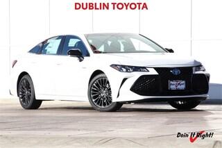 New 2019 Toyota Avalon Hybrid XSE Sedan 4T1B21FB5KU006353 for Sale in Dublin, CA near Livermore