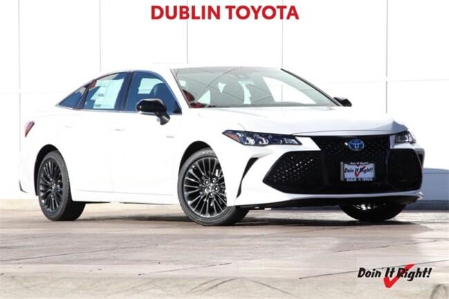 New 2019 Toyota Avalon Hybrid XSE Sedan T27829 for sale/lease Dublin, CA