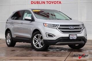 2018 Ford Edge Titanium SUV 2FMPK4K99JBB42872 for sale in near Fremont, CA