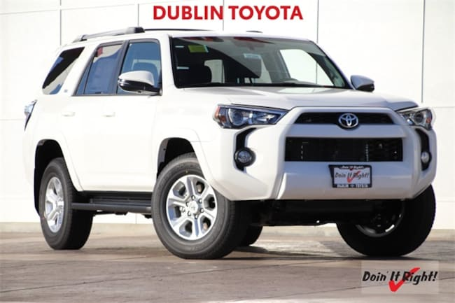 New 2019 Toyota 4Runner SR5 Premium SUV T28245 for sale/lease Dublin, CA