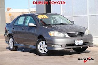 2006 Toyota Corolla S Sedan for sale in near Fremont, CA