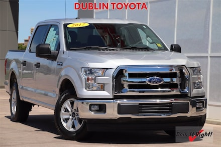 Featured Used 2017 Ford F-150 XLT Truck SuperCrew Cab for Sale  near Fremont, CA