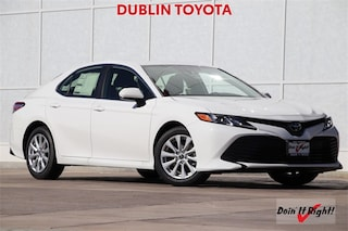 New 2019 Toyota Camry LE Sedan T30688 for sale in Dublin, CA