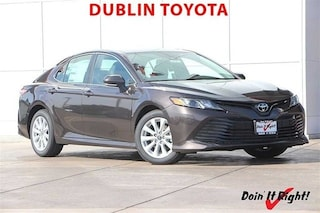 New 2019 Toyota Camry LE Sedan T28247 in Dublin, CA