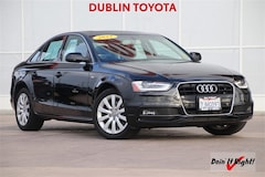 Used 2015 Audi A4 for sale in near Fremont, CA