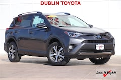 Used 2018 Toyota RAV4 XLE SUV 26442A for sale in Dublin, CA