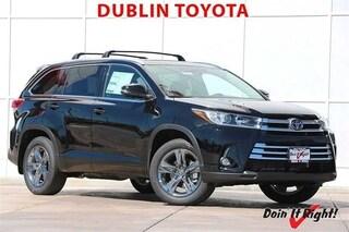 New 2018 Toyota Highlander Limited Platinum V6 SUV T26235 for sale in Dublin, CA