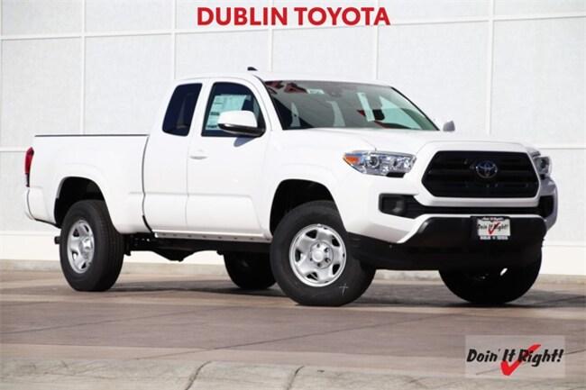 New 2019 Toyota Tacoma SR Truck Access Cab in Dublin, CA