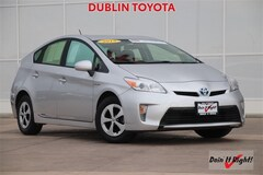 Certified Pre-Owned 2015 Toyota Prius Two Hatchback 26480A for sale in Dublin, CA